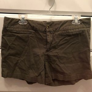 Green Banana Republic Shorts